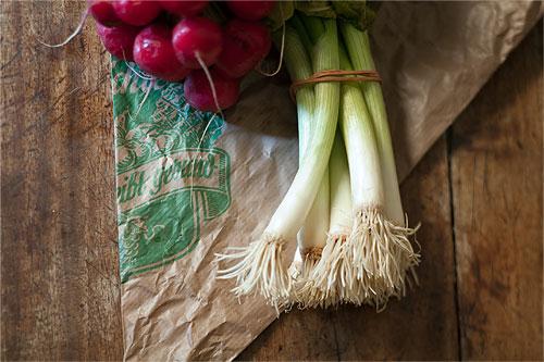 Gesund leben; Markttüte