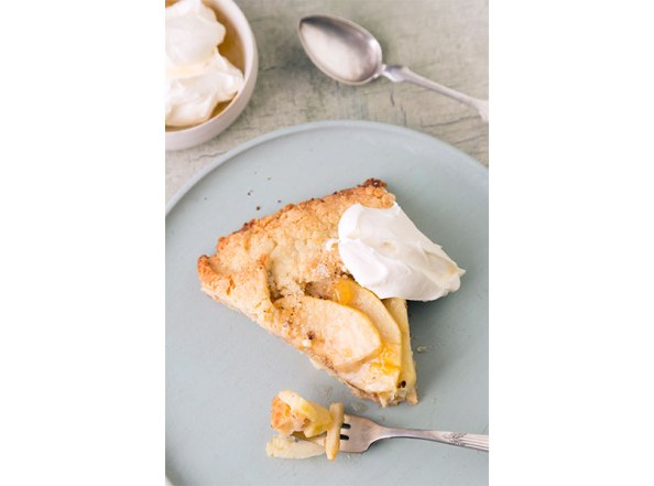 Apfel-Crostata